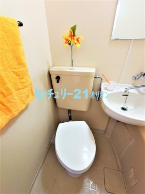 【トイレ】パンシオン豊島園-A棟