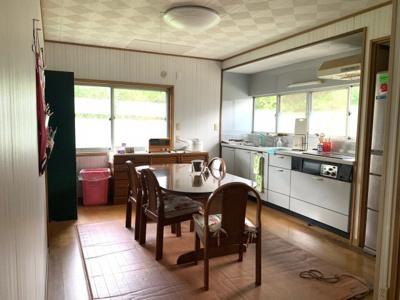【キッチン】氷上町井中中古住宅580万円