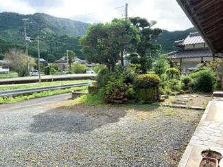 【庭】氷上町井中中古住宅580万円