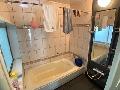 【浴室】氷上町井中中古住宅580万円