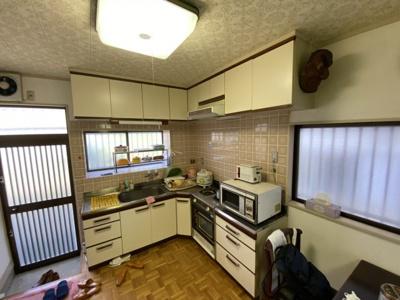 【キッチン】緑ヶ丘2丁目邸