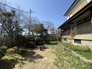 【庭】緑ヶ丘2丁目邸
