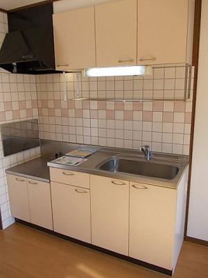【キッチン】エクセラン 泉