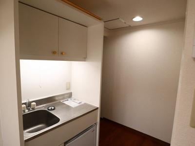 【浴室】ファンターナ上本町(事務所)