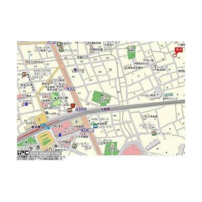【地図】AQUA LUCE(アクアルーチェ)Ⅰ