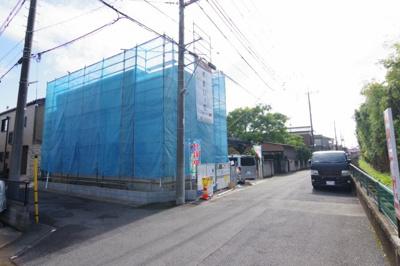 【外観】越谷市平方新築戸建て4LDK