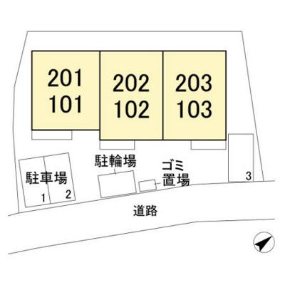 【区画図】バル・ドミール