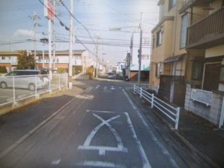 【前面道路含む現地写真】尼崎市大庄中通 中古戸建