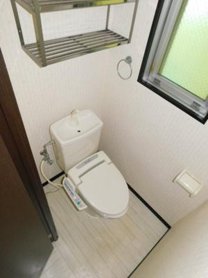 【トイレ】第2日興マンション