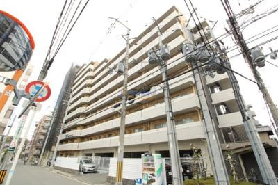 【外観】SERENiTE江坂四番館