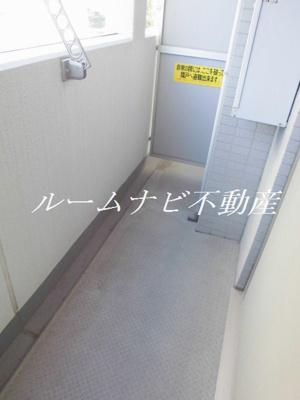 【バルコニー】シンシア護国寺ステーションプラザ