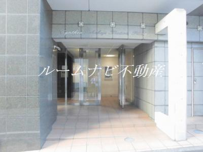 【エントランス】シンシア護国寺ステーションプラザ