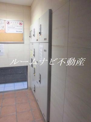 【その他共用部分】シンシア護国寺ステーションプラザ