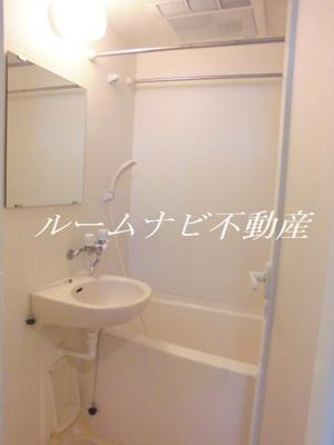 【浴室】シンシア護国寺ステーションプラザ