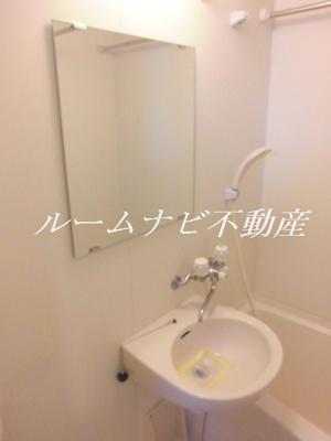 【洗面所】シンシア護国寺ステーションプラザ