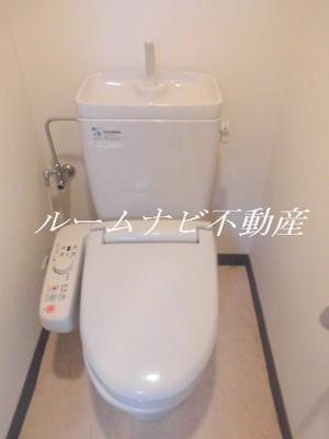 【トイレ】シンシア護国寺ステーションプラザ