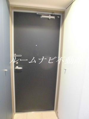 【玄関】シンシア護国寺ステーションプラザ