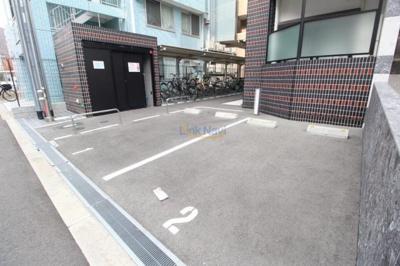 【駐車場】ウィンズコート新大阪Ⅱ