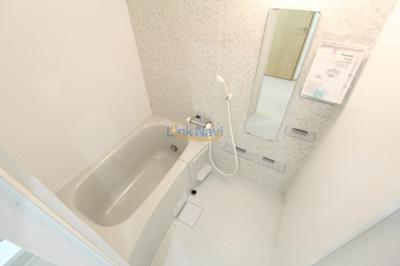 【浴室】カーサグランデ江坂