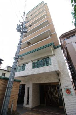 ヴィレッジリバー阿倍野 鉄筋コンクリート造 8階建
