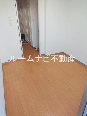 【寝室】パークサイド美健