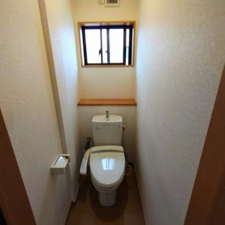 2階居住部分 トイレ