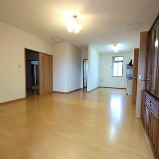 2階居室部分 LDK17帖