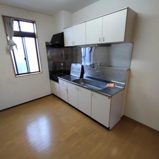 2階居住部分 キッチン