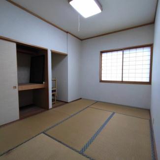 2階居住部分 和室