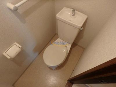【トイレ】メゾン・ド・ヴィレしうん福島