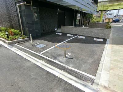 【駐車場】スプランディッドV