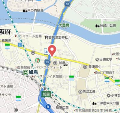 【地図】スプランディッドV