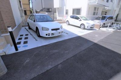 【駐車場】ベルシオン山手
