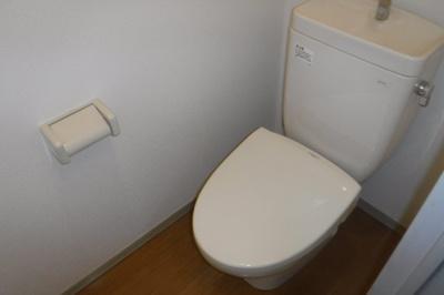 【トイレ】ラフォーレ若葉