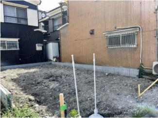 【前面道路含む現地写真】新築一戸建 川崎市幸区小倉4丁目