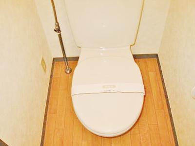 【トイレ】パークハイツⅡ