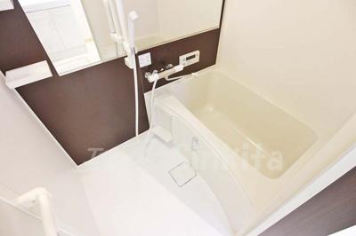 【浴室】フランネル