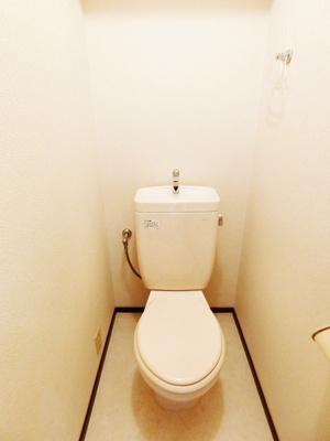【トイレ】ペアハイツB