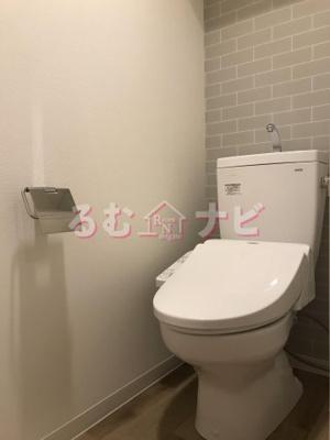 【トイレ】メゾンドボヌール