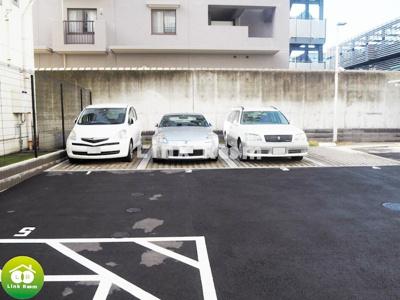 【駐車場】ジニア深川住吉
