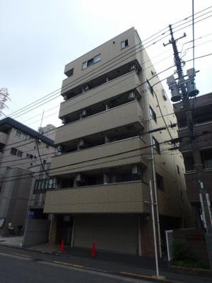 八丁畷駅徒歩2分の駅近マンションです