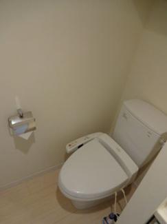 【トイレ】池袋デュープレックスタワー