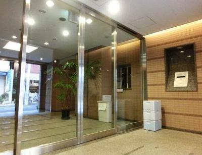 【セキュリティ】ルジェンテ・リベル日本橋濱町