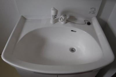 【独立洗面台】パールハイツ