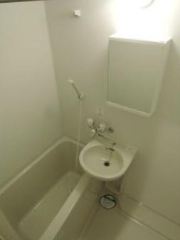【浴室】シティコート中目黒