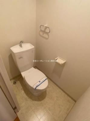 【トイレ】パラドール・K