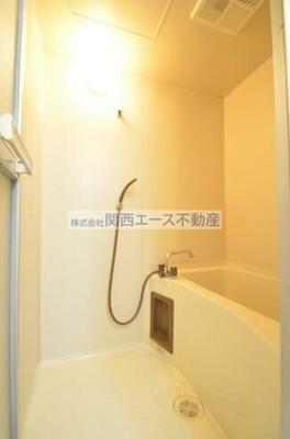 【浴室】ピアハイム俊徳道