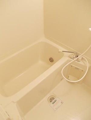 清潔感のあるお風呂ですね