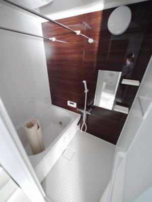 【浴室】幸和ハイツ