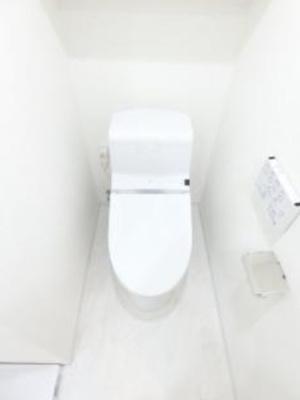 【トイレ】シーフォルム森下